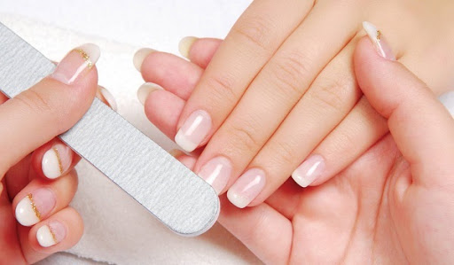 Trabalhar com Serviço de manicure